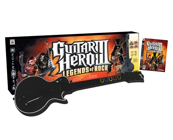 how to connect guitar hero guitar to pc